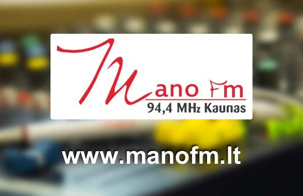 ManoFM radijo stotis